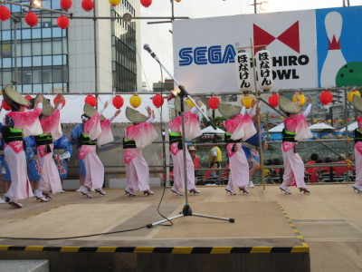 2016阿波踊り