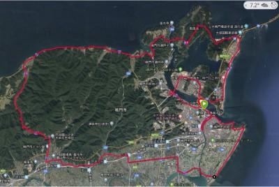 鳴門ライド地図